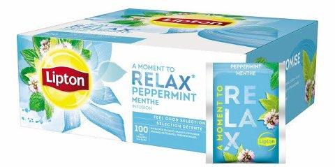 Lipton Menthe Infusion 1 x 100 sachets -