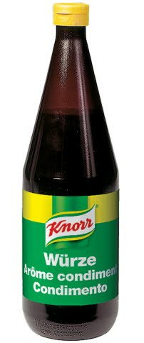 Knorr Liquide base pour assaisonner 1,15 KG -