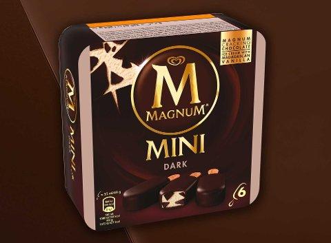 Magnum Mini Dark bâtonnets de glace  6 x 55ml -