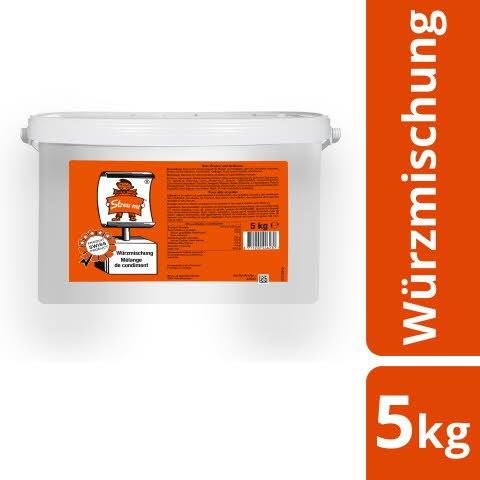 Knorr Mélange de condiment pour rôtir et griller 5 KG -
