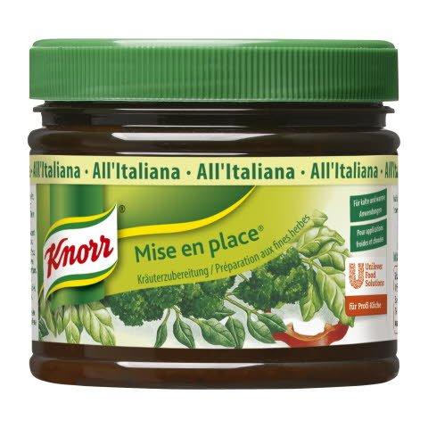 Knorr Mise en place / Primerba All'Italiana 2 x 340g -