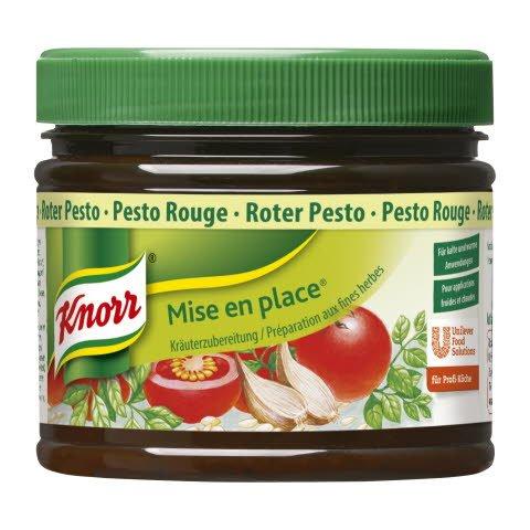 Knorr Primerba / Mis en Place Pesto Rouge 340g -