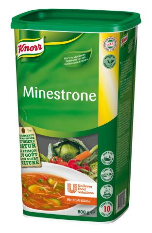 Knorr Minestrone 800 g