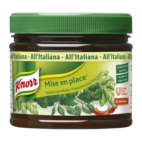 Knorr Mise en place All'Italiana 340 g -