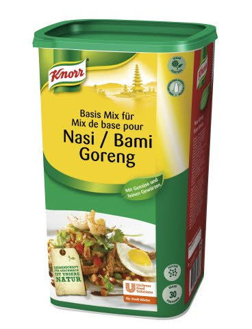 Knorr Mix pour riz, pâtes ou menues de légumes Nasi / Bami Goreng 1 KG -