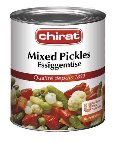 Chirat Mixed Pickles 2,9 KG -