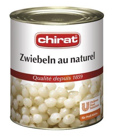 Chirat Oignons au naturel 840 g -