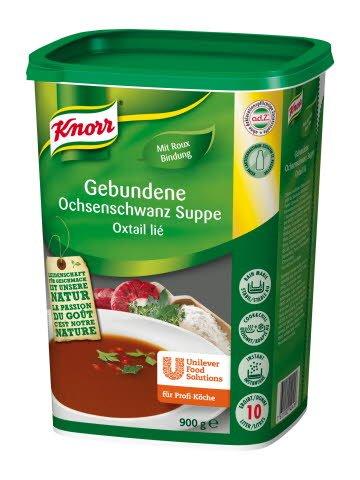 Knorr Oxtail lié 900 g -