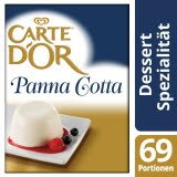 Carte D'or Panna Cotta 780 g