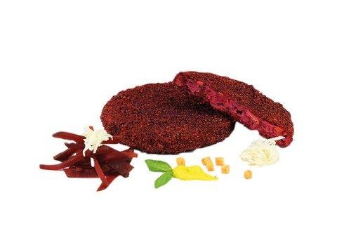 Petites galettes de betteraves rouges végétalien 2,5 KG