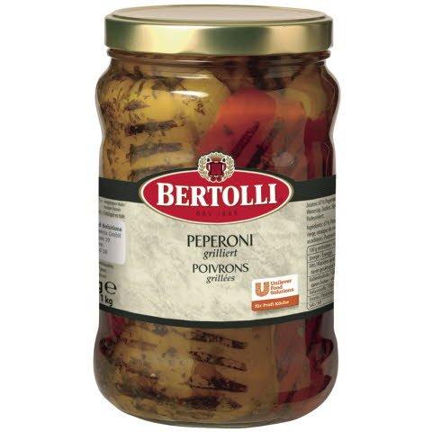 Bertolli Poivrons grillées 1,5 KG -