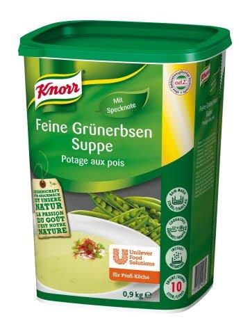 Knorr Potage aux pois 900 g -