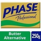 Phase Professional - A utiliser comme du beurre (72% de matières grasses) 250 g