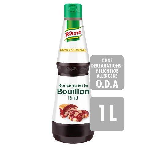 Knorr Professional Bouillon concentré Bœuf 1 L