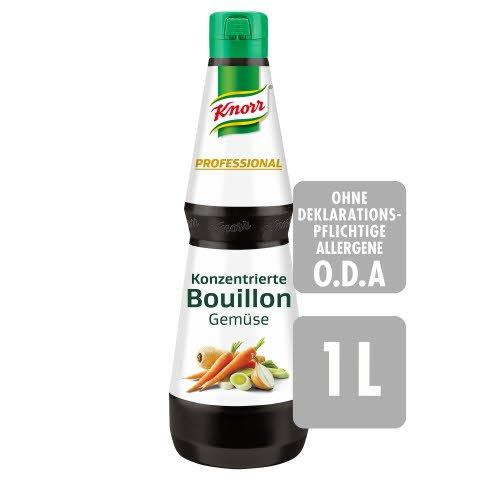 Knorr Professional Bouillon Concentré Légumes 1 L