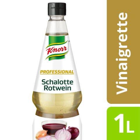 Knorr Professional Vinaigrette Echalote et vin rouge 1 L