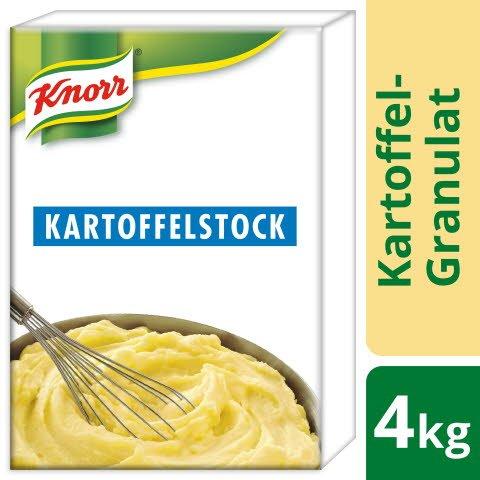 Knorr Purée de pommes de terre granulé 4 KG -