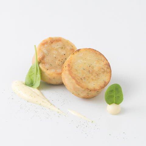 Caterline Quenelles en tranches à base de pain 1 KG (20 pièces à env. 50 g) -