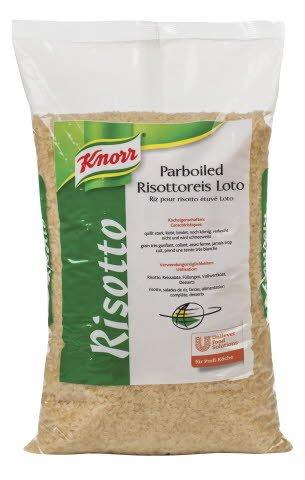 Knorr Riz pour risotto étuvé Loto 5 KG -