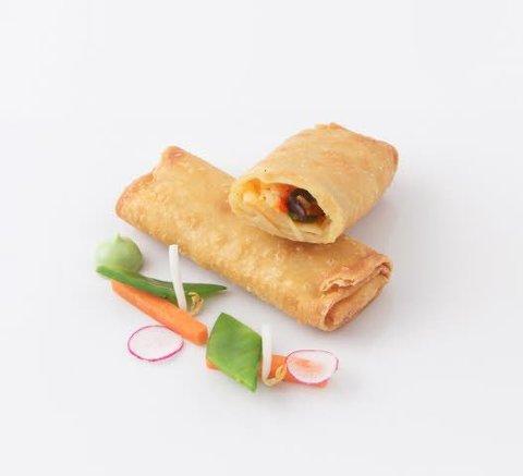 Caterline Rouleaux de printemps vegetaria 2,8 KG (40 pièces á env. 70 g) -