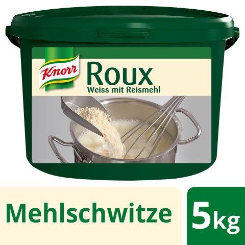 Knorr Roux blanc SANS GLUTEN 5 KG