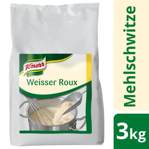 Knorr Roux blanc 3 KG