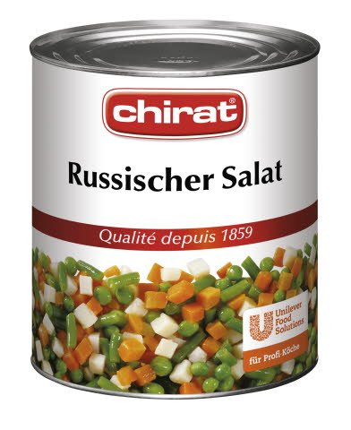 Chirat Salade russe 3 KG -