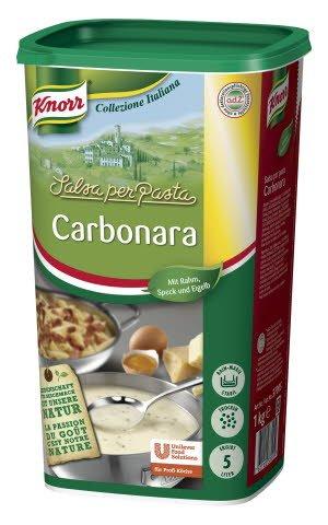 Knorr Salsa per Pasta Carbonara 1 KG -