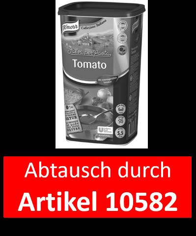 Knorr Salsa per Pasta Tomato 1 KG -