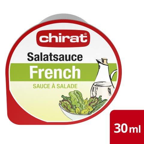 Chirat Sauce à Salade French 70 x 30 ml -