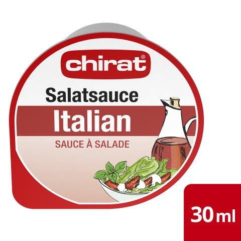 Chirat Sauce à Salade Italian 70 x 30 ml -