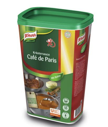 Knorr Sauce Café de Paris 1,2 KG -