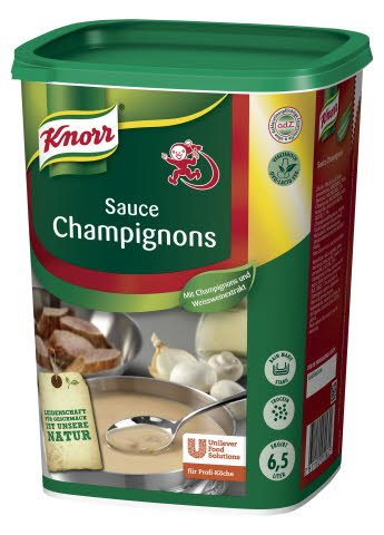 Knorr Sauce champignons 800 g -