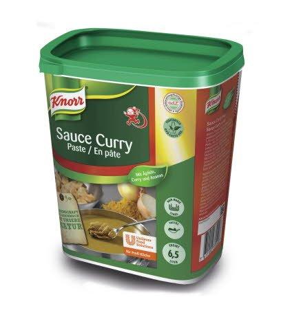 Knorr Sauce Curry ( en pâte ) 1,1 KG -