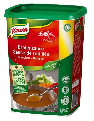 Knorr Sauce de rôti liée Granulée 900 g -