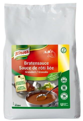 Knorr Sauce de rôti liée Granulée 3 KG -