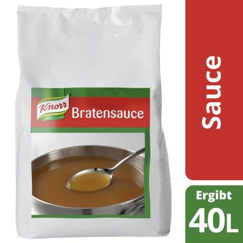 Knorr Sauce de rôti liée 4 KG -
