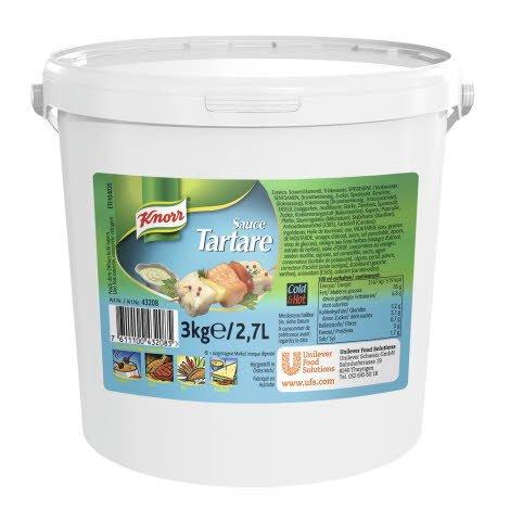 Knorr Sauce Tartare 3 KG -