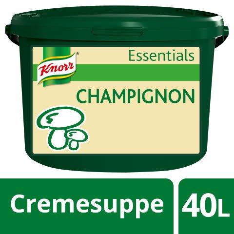Knorr Soupe de champignons 3,2 KG