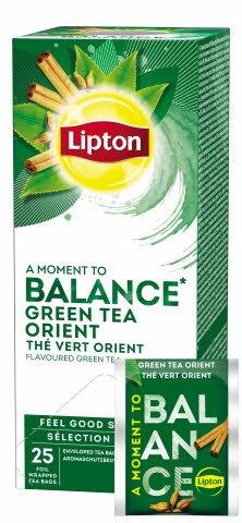 Lipton Thé Vert Orient 25 sachets