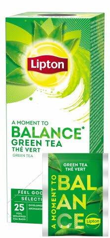 Lipton Thé Vert 25 sachets -