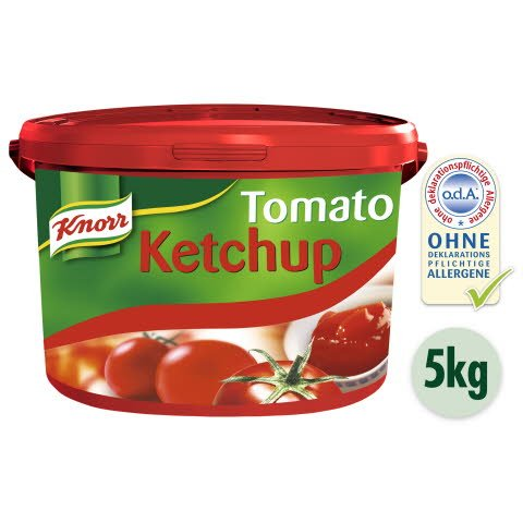 Knorr Tomato Ketchup 5 KG