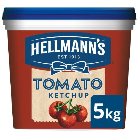 Hellmann's Tomato Ketchup 5 KG -