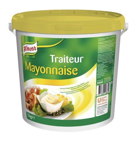 Knorr Traiteur - Traiteur Mayonnaise 79% M.G. 5 KG -