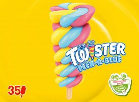 Lusso Twister Peek a Blue 70 ml -