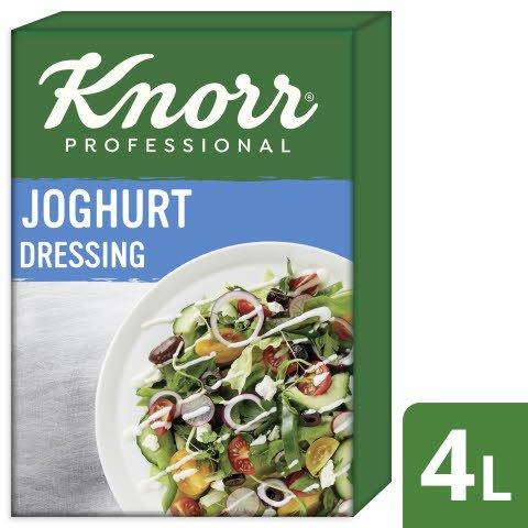 Knorr Yogourt Dressing 4 L -