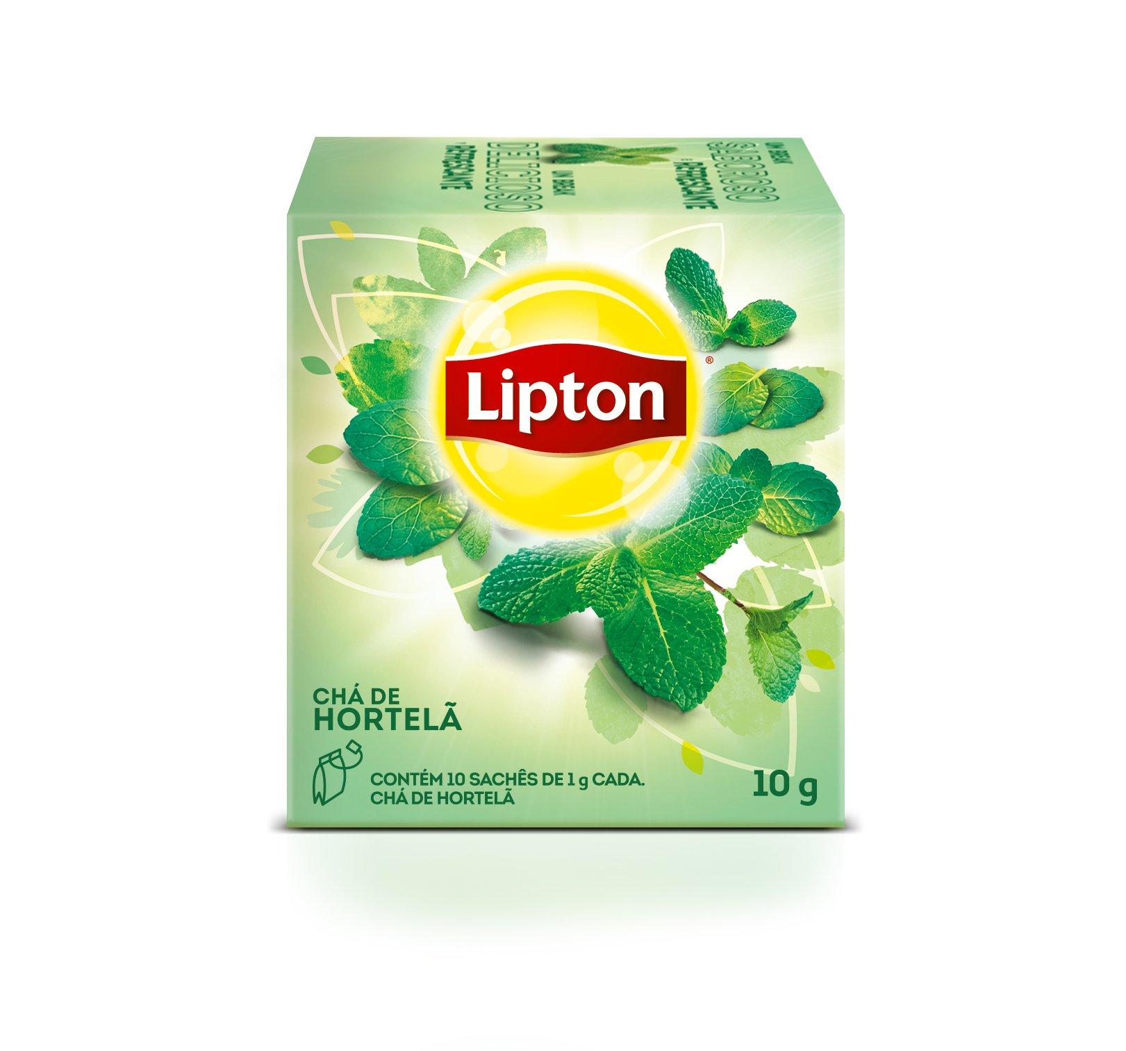 Chá Lipton - Hortelã