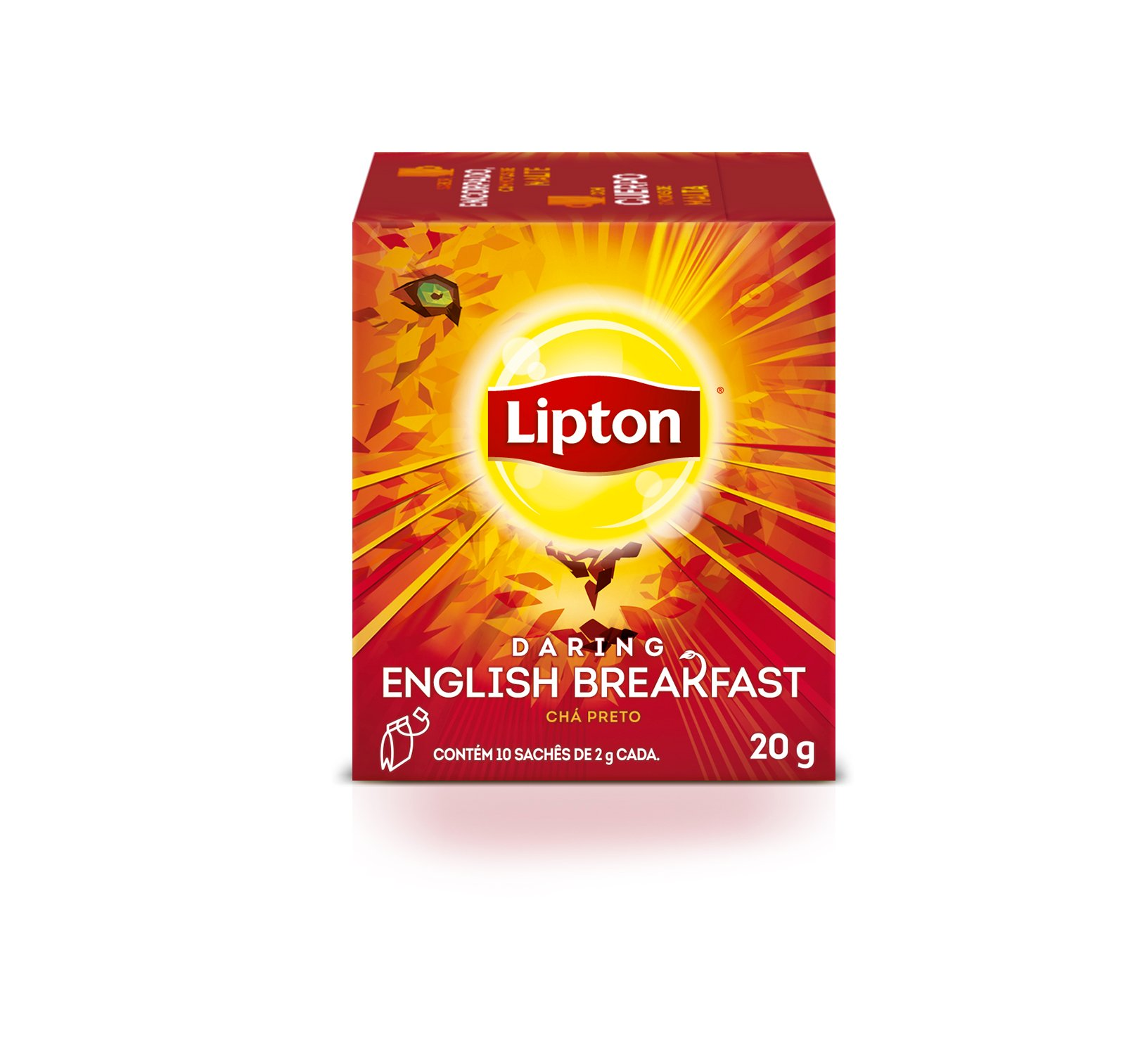 Chá Preto Lipton - English Breakfast
