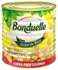 Grão de Bico em Conserva Profissional Bonduelle 1,75 kg