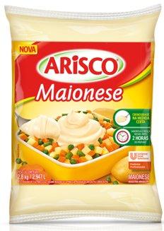 Maionese Arisco Saco 2,8 kg -